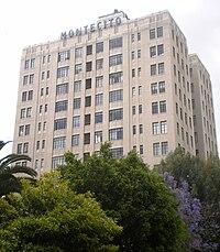 Montecito Apartments, Hollywood, California.JPG