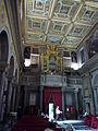 Monti - s Agata dei Goti controfacciata e soffitto 1020783.JPG