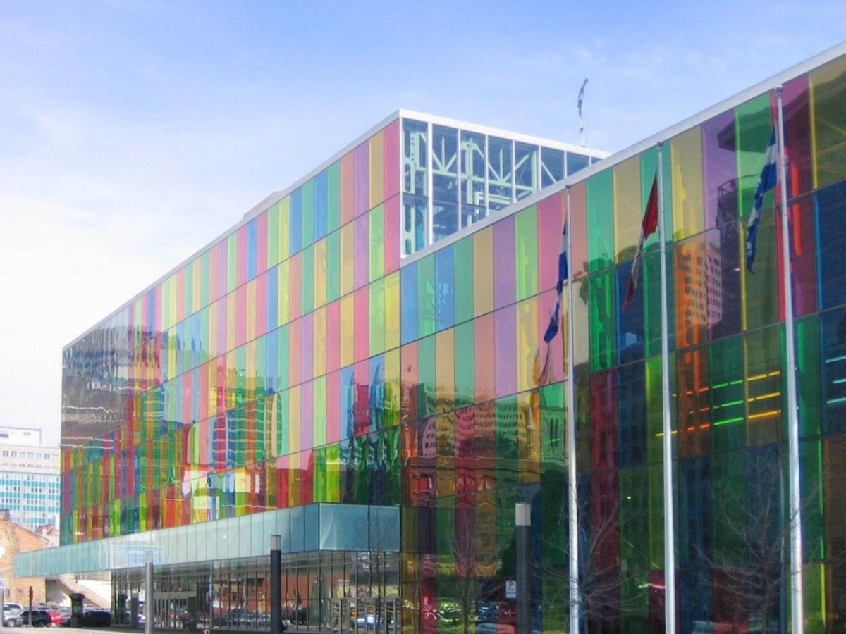 Palacio de Congresos de Montreal