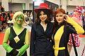 Montreal Comiccon 2015 cosplayers (19462921311).jpg
