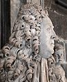 Monument to Sir Lyon Pilkington at Wakefield Cathedral (detail) (8575008189).jpg
