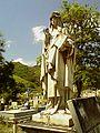 """Monumento a la desidia IX, siglo XIX - """"Virgen de la Consolación"""".JPG"""