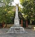 Monumento ad Attilio Luzzatto (San Giovanni Valdarno) 02.jpg