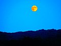 Moon rise over the Ocooch Mountains - panoramio.jpg
