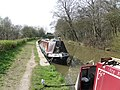 Moorings on the Trent and Mersey Canal - geograph.org.uk - 1805191.jpg
