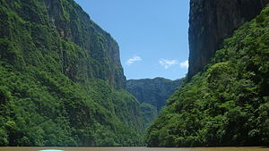 Morning at Sumidero Canyon.JPG