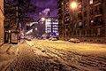 Moscow, Sadovnicheskaya Street, heavy snowfall 25.03.2013 01 tonemapped.jpg