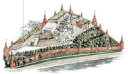 Moscow Kremlin map - The Armoury.png