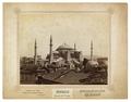 Mosquée de Ste Sophie - Colonel Ali Riza, opérateur en chef de la Photographie de l'État Major. LCCN2004672865-high.png