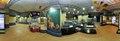 Motive Power Gallery - 360 Degree Equirectangular View - BITM - Kolkata 2015-06-30 7922-7929.TIF