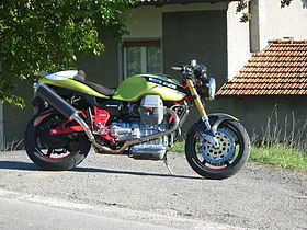 Image illustrative de l'article Moto Guzzi V11