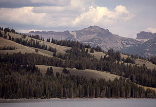 Mount Schurz mountain in United States of America