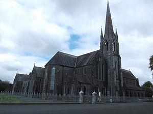 Mount St. Joseph Abbey, Roscrea - Image: Mount St Joseph Abbey Roscrea