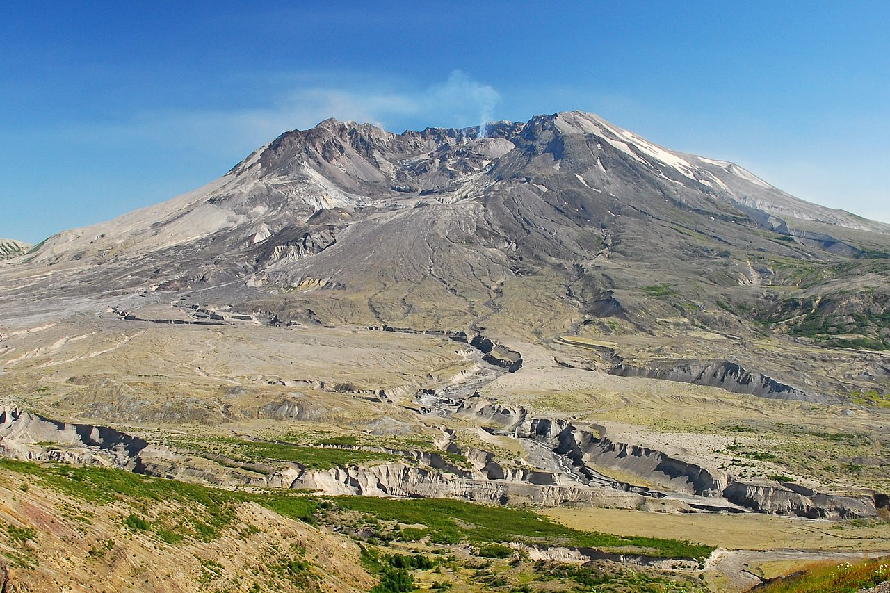 Mount st helens radiometric dating