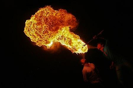 Mouth fire stunt (24476117866).jpg