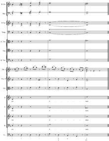 analysis of a performance of mozart requiem An analysis of the composition and effect of mozart's requiem pages 5 words 1,402 view full essay more essays like this:.