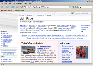 History of Firefox - Firefox 1.0, the first release targeted for general public