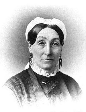 Fanny Vining Davenport - Mrs. E. L. Davenport