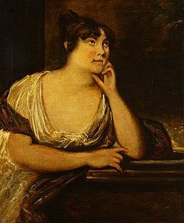 Elizabeth Cobbold English poet, artist