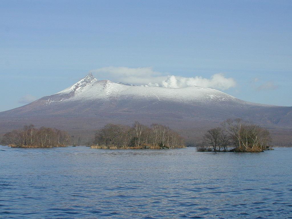 Mt. Komagatake Snow