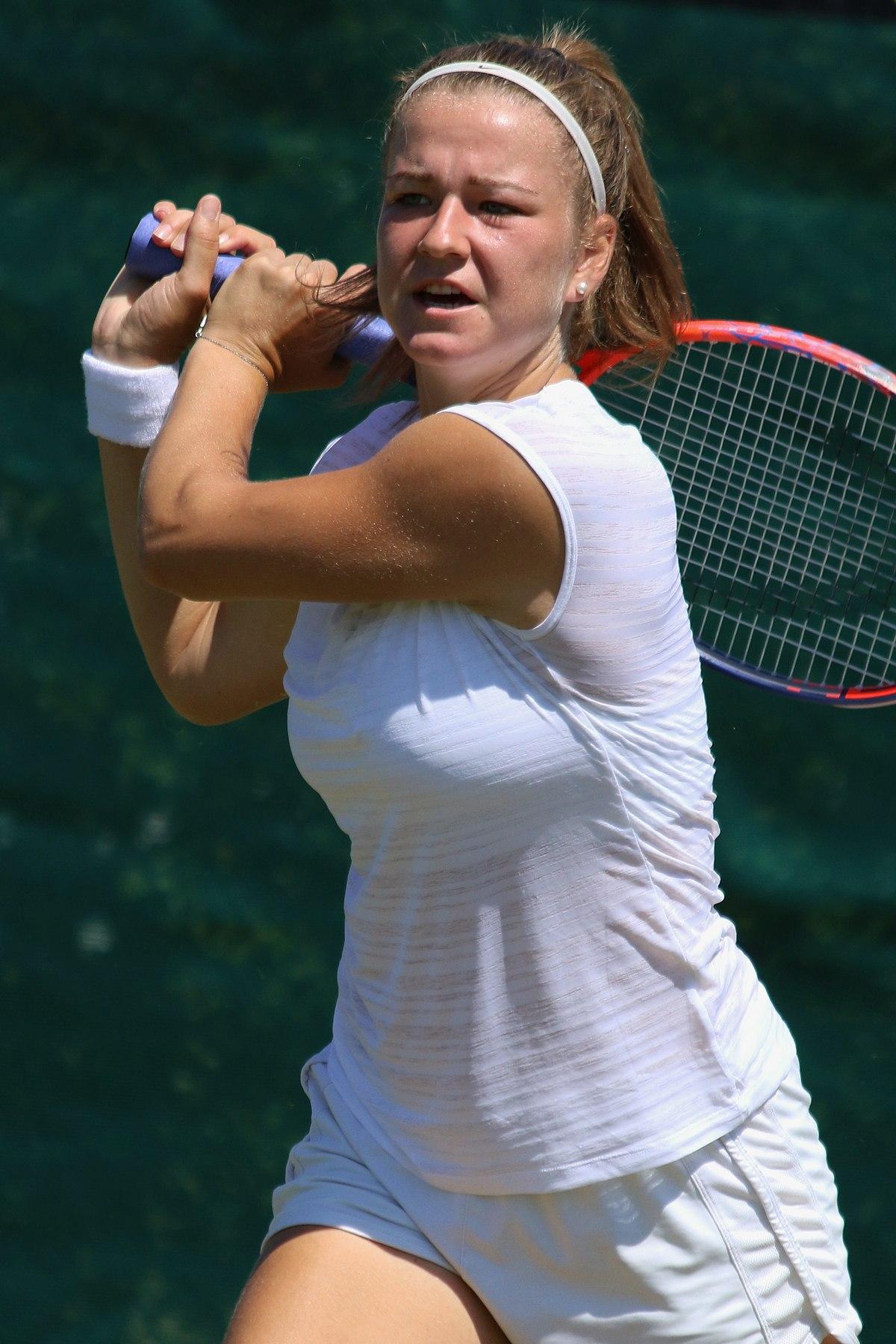 Muchova Tennis