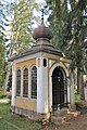 Muistokappeli venäläisten sotilaiden haudalla - 1912 - Iso hautausmaa - Kuopio.jpg