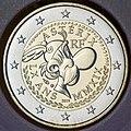 Munt 2 euro Asterix 60 jaar.jpg
