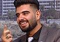 Muntadhar al-Fadhli, guest of Al-Majallah program on AlRased TV - Jun 29, 2019.jpg