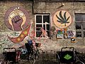 Mural in Christiania against hard drugs.jpg