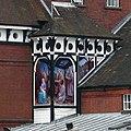 Mural on Harveys Brewery, Lewes, East Sussex - geograph.org.uk - 1111422.jpg