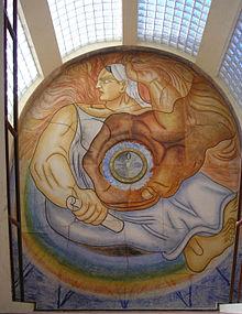 Murales De Siqueiros Y Guerrero Wikipedia La Enciclopedia Libre