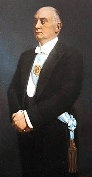 Museo del Bicentenario - Retrato oficial recortado del Presidente Marcelo T. de Alvear.jpg