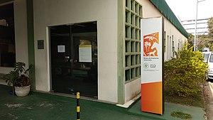 Museum of Veterinary Anatomy FMVZ USP - Main museum entrance