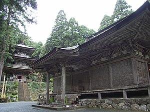 Fukui Prefecture - Myōtsū-ji, Obama, Fukui