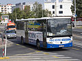 Nádraží Veleslavín, autobus ICOM.jpg