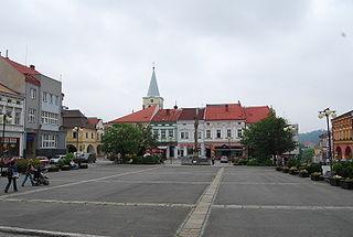 Valašské Meziříčí Town in Zlín, Czech Republic
