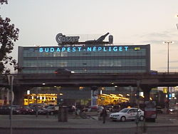 Népliget bus station.jpg