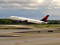N155DL - B763 - Delta Air Lines