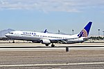 N39463 2012 United Airlines Boeing 737-924(ER) - cn 37208 - ln 4260 (9558202333).jpg