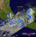 NASA Satellites See Hurricane Barbara Come Ashore and Fizzle (8904826832).jpg