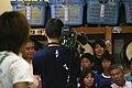 NHK News Kobe caravan at Aioi J09 074.jpg