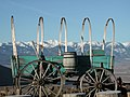 NHOTIC Wagon and Mountains (14081487472).jpg