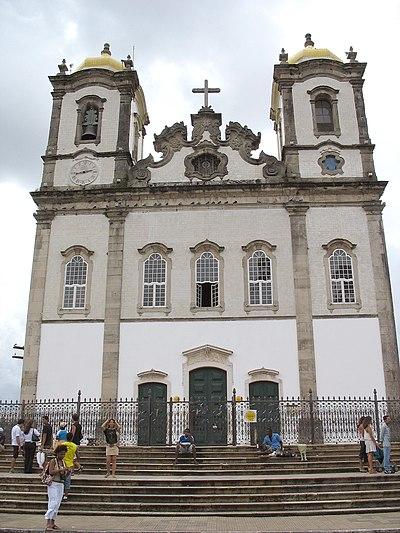 Church of Nosso Senhor do Bonfim, Salvador