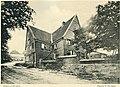 Nachrichten über die Familie Erbslöh, Gustav von Eynern, 1905, S. 02a, Abbildung 3, Platte-Haus. Erbschloe. Emil Flasche, Kunstanstalt Wilhelm Fülle, Barmen.jpg