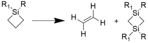 Nametkin reaction
