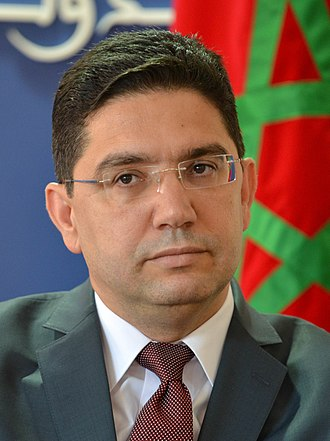 Nasser Bourita - Bourita in 2017