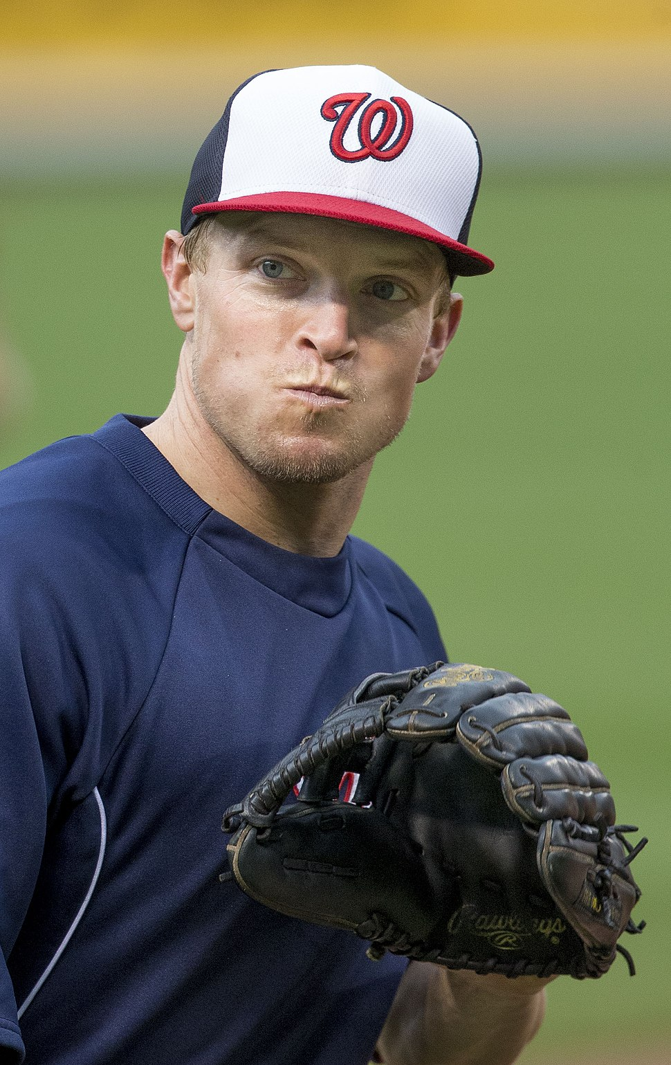 Nate McLouth on July 9, 2014