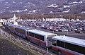 Navettes bus lors des JO - Sainte-Hélène-sur-Isère, février 1992.jpg
