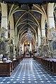 Nawa Główna - Bazylika katedralna Narodzenia Najświętszej Maryi Panny w Sandomierzu.jpg