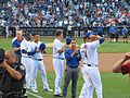Neil Walker, Alejandro De Aza, Matt Reynolds, Jay Bruce, Michael Conforto and Wilmer Flores on August 2, 2016 (3).jpg